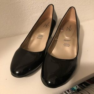 Black Pump Heels!